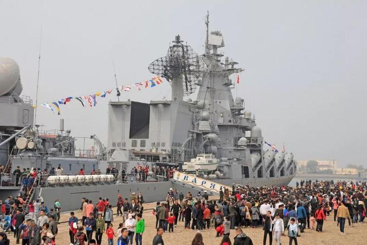 День открытых дверей на День ВМФ